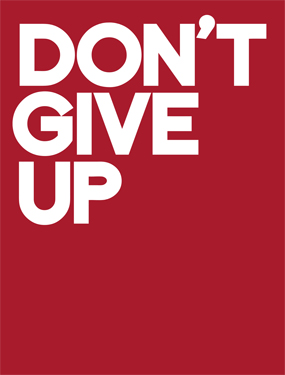 Don't Give Up (1/6)