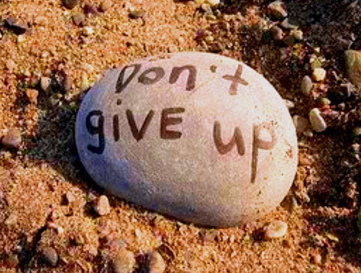 Don't Give Up (2/6)
