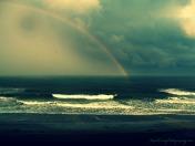 Myrtle Rainbow Cross