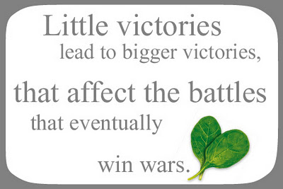 Victories Quote - Travis Hedrick