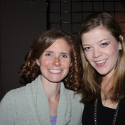 Getting to catch up with Liz Longley in Nashville