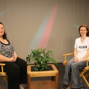 """Michelle Fox of Team Hope on """"Show Your Hope"""""""