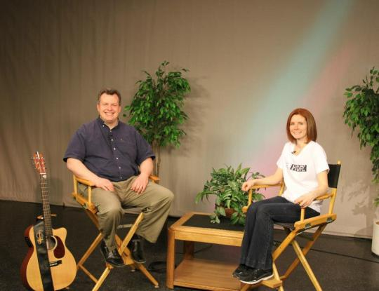 """Kurt Stahl of Cuppa Day and The Stable Coffeehouse on """"Show Your Hope"""""""