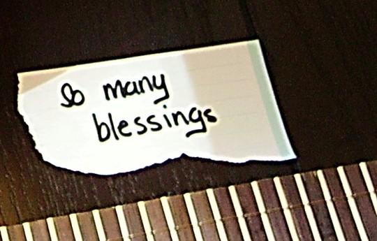 soraya nulliah so many blessings